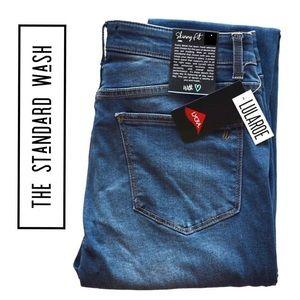 LuLaRoe Denim Jeans 34 (16/17) Standard wash
